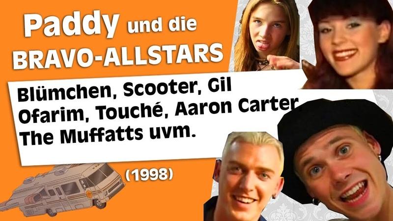 Paddy und die Bravo Allstars mit Blümchen Aaron Carter The Moffatts Co 1998