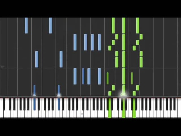 Heroes of Might and Magic III - Main Menu Theme (Synthesia)