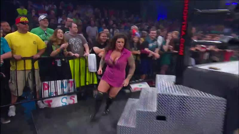 TNA One Night Only Knockouts Knockdown 2013 (09.06.2013)