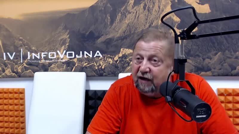VIDEO - JUDr Štefan Harabin v Infovojně