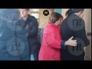 Опубликовано видео с прощания с Анастасией Ещенко, убитой Соколовым в Петербурге, 16 ноября