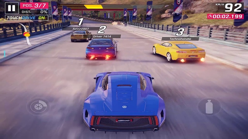 Asphalt 9: Legends Official Iphone/Ipad/Android Gameplay 1080p 208