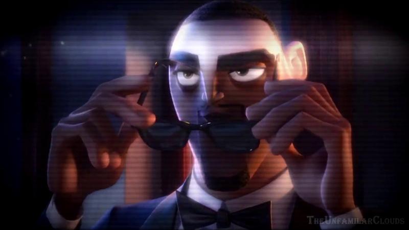 Lance and walter камуфляж и шпионаж 16 Порядочный парень