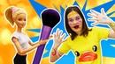 Одевалки игры для девочек - Салон красоты у куклы Барби! – Смешные видео шоу Будет исполнено