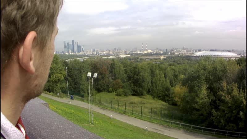 Moscow never sleeps (L.i.M в Москве)