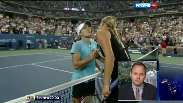 Вести в 20:00 • Шарапова оспорит в суде решение ITF о ее дисквалификации