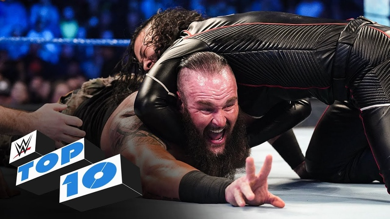 Top 10 Friday Night SmackDown moments WWE Top 10 Jan 31 2020