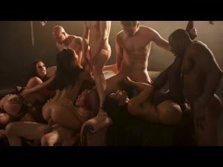 Angela White, Kira Noir, Emily Willis - Drive [All Sex, Hardcore, Blowjob, Group]