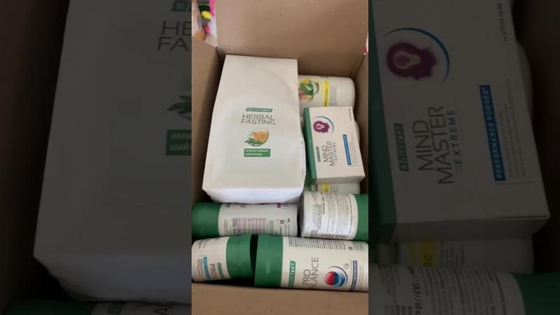 Распаковка мой заказ LR для здоровья и иммунитета всей большой семьи