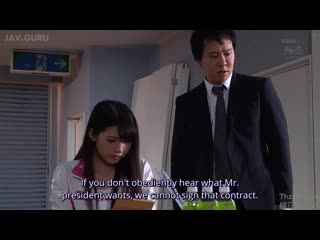 Matsumoto Nanae [SNIS-958][, Японское порно, new Japan Porno, English subbed JAV, Bukkake, Race Queen]
