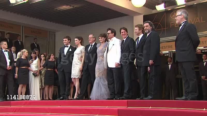 Cannes potc premiere 2011