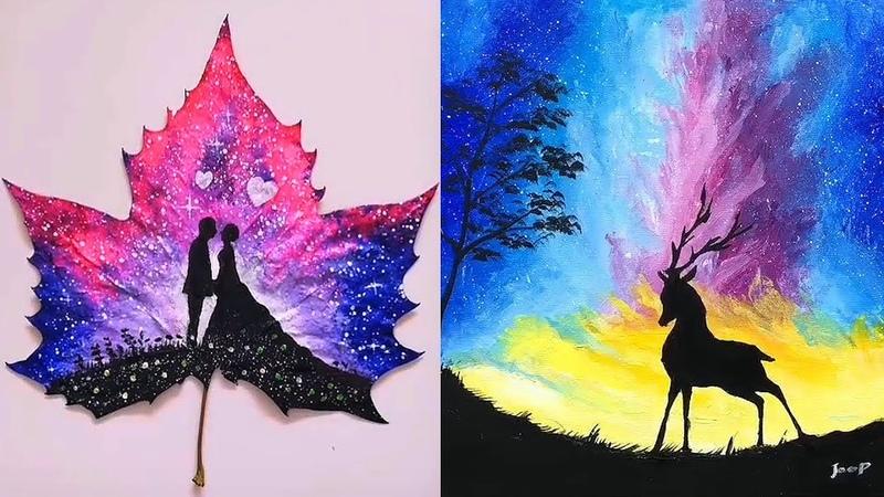 Amazing Skills Talented People ❤ Nghệ thuật vẽ tranh tuyệt đẹp! Đỉnh cao của họa sĩ Trung Quốc 07