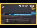 ظاهرة طبيعية لتجمع أعداد كبيرة من الطحالب الزرقاء المضيئة على شواطئ كاليفورنيا.. هل شاهدتها من قبل؟