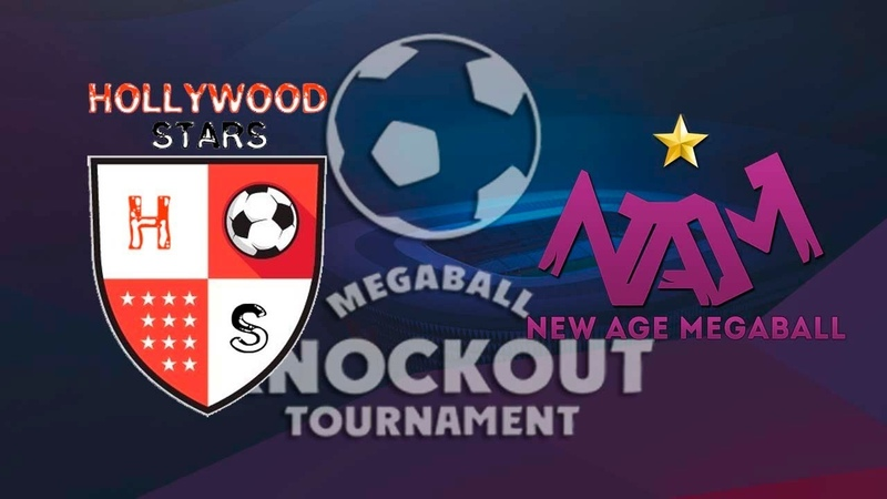 Megaball Knockout Tournament 8. First Stage. New Age Megaball - Hollywood Stars