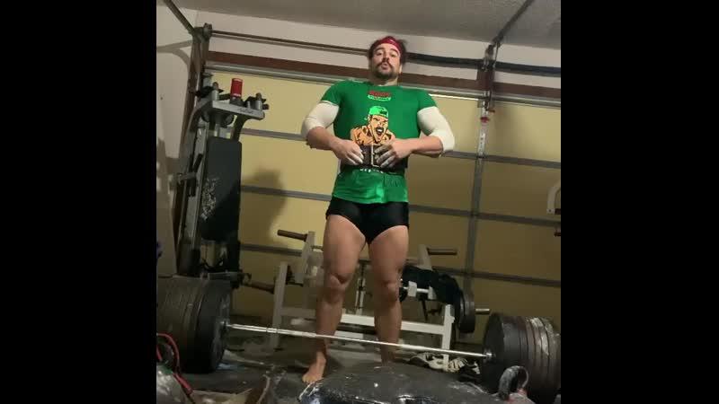 306 кг Эрик Бугенхаген