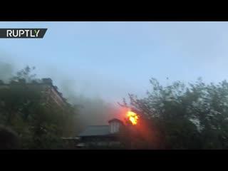 В Москве произошёл пожар в женском монастыре