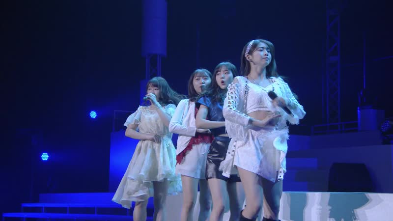 This is Unmei - Makino Maria, Murota Mizuki, Inaba Manaka, Hirose Ayaka (H!P WINTER 2019)