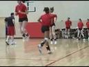 Bradley University Volleyball Agility Drills