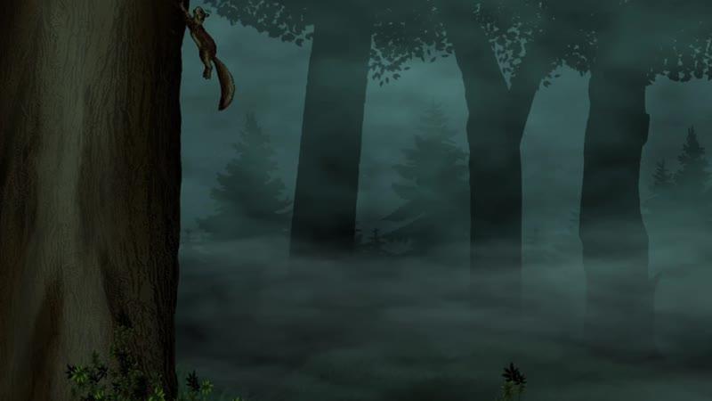 Премьера! Король и Шут - ЛЕСНИК (анимационный клип)