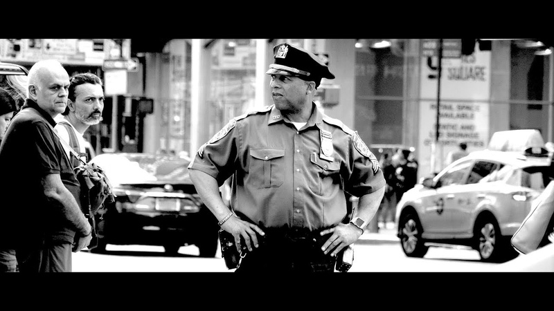New York City 2018 Black White Edition Panasonic GH5 4K