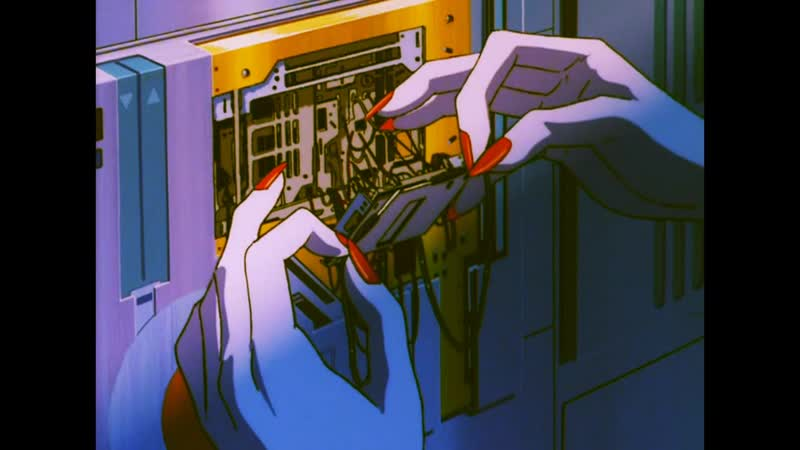 CYBER CITY OEDO 808 AMV DANCE WITH THE DEAD ISIDOR DAFT PUNK