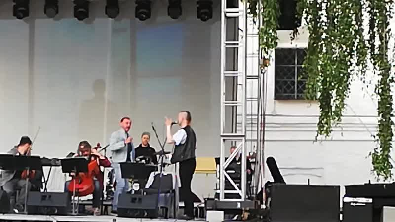 Саундчек спектакля Гамлет Story в Ярославле