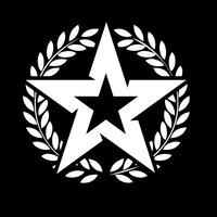 Логотип ГВАРДИЯ / лазертаг в Хабаровске