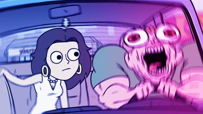 Типичный московский таксист / Get out of my car [RUS-DUB]