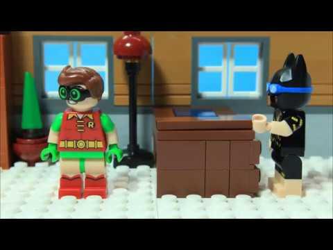 Phim Hoạt Hình Lego Việt Nam Người Nhện Cửa Hàng Hoa | Lego trò chơi