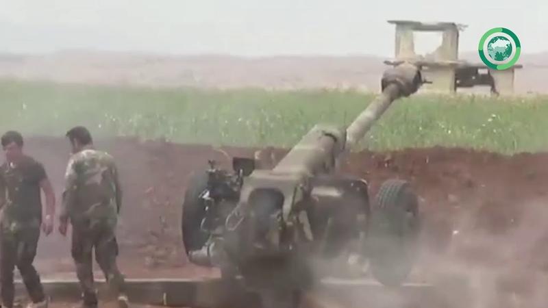 Сирийская армия отразила атаки «Ан-Нусры»* в Хаме и вернула город Кафр-Набуда
