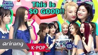 [Show] 190611 Closing greetings from WJSN on AFTER SCHOOL CLUB