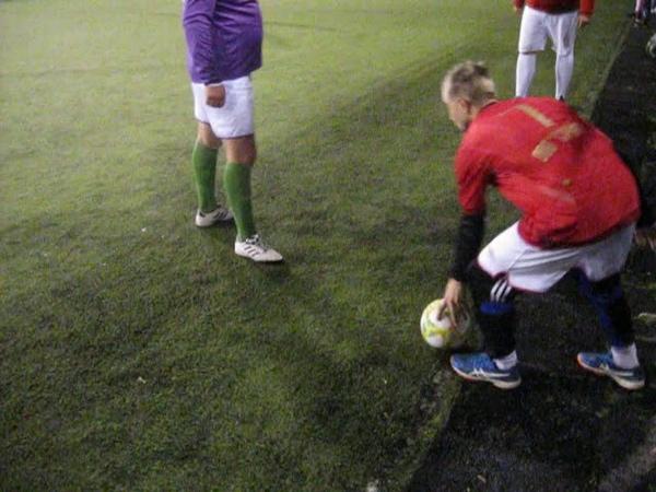 1 тайм. часть 2 из 2. Турнир по мини-футболу ВКВ. 1/2 финала. Единство - УютСтрой