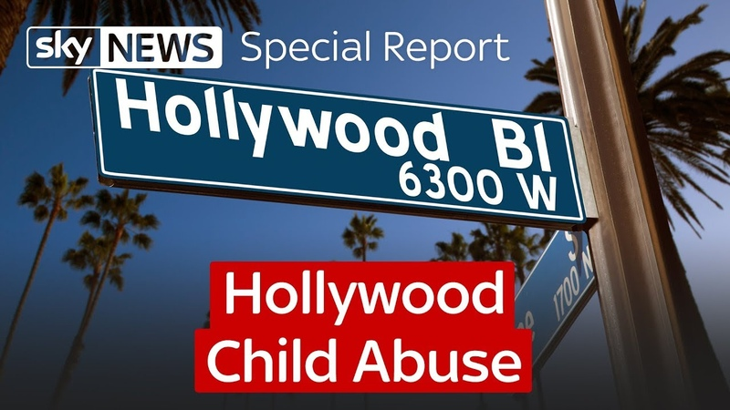 Special Report Hollywood Child Abuse