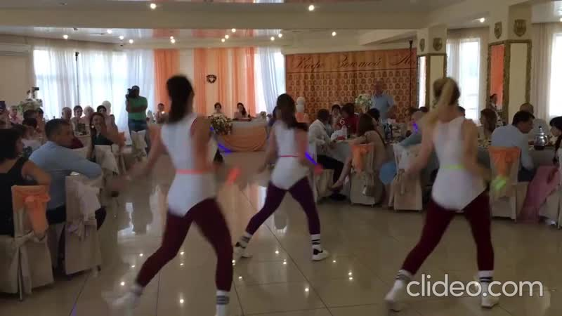Шоу-балет БАРХАТ - 90-ые