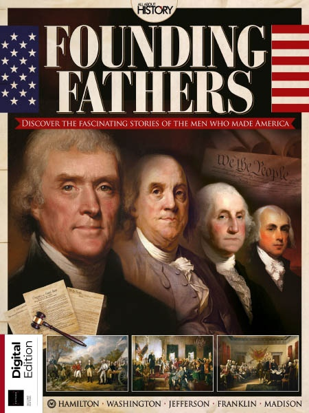 All About History Founding Fathers Ed2 2019