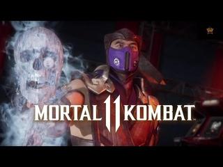 Mortal Kombat 11 - Annoying Mirror Match! With Online Sub Zero Gameplay