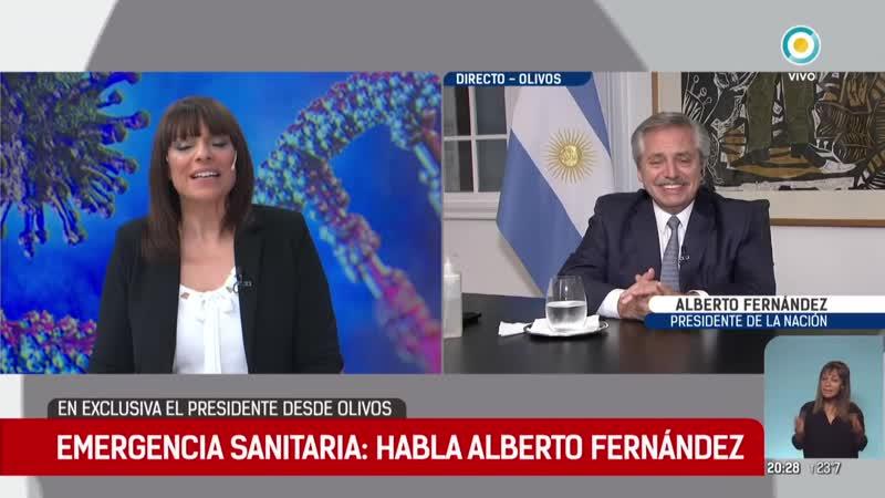 Alberto Fernández afirma que es necesario un Nuevo Orden Mundial ( 720 X 720 ).mp4