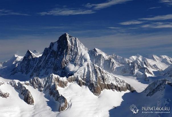 Альпы  самые высокие среди всех горных систем, полностью расположенных в Европе.