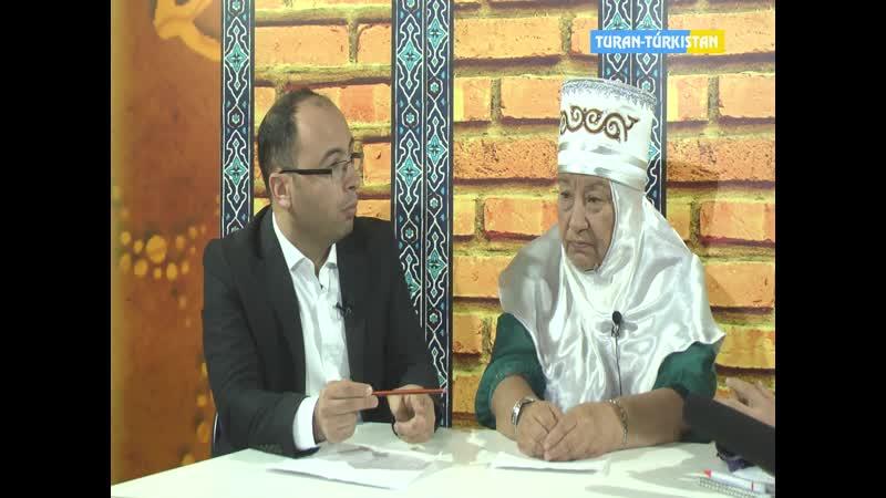 Түркістан ақпарат Сырлы сұхбат хабарында Х Четин және С Атабекқызы 13 11 2019
