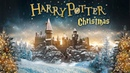 8 Hours Harry Potter Christmas 🎄 ASMR Ambience ⋄ Hogwarts The burrow and More 🎁✨ Cozy Winter Scenes