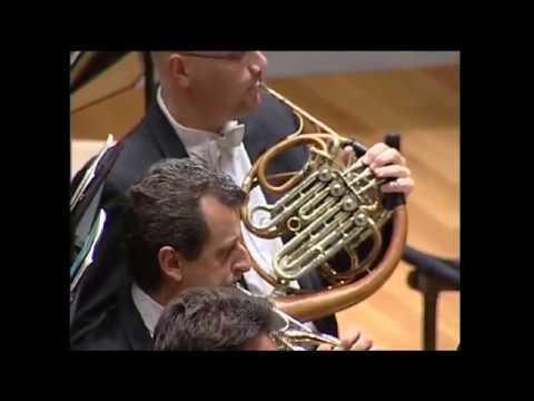 PEDRO HALFFTER -SABINE MEYER - MOZART Concierto para clarinete -PROKOFIEV Sinfonía nº5