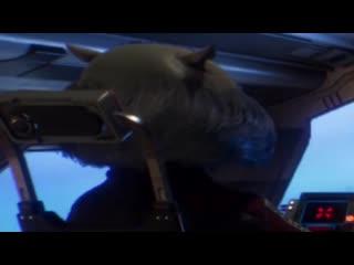 """Забавный момент из игры """"Звёздные Войны Джедаи: Павший Орден""""."""