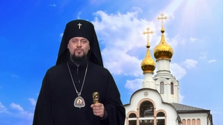 Светлого и безопасного празднования Пасхи желает жителям ЕАО владыка Ефрем