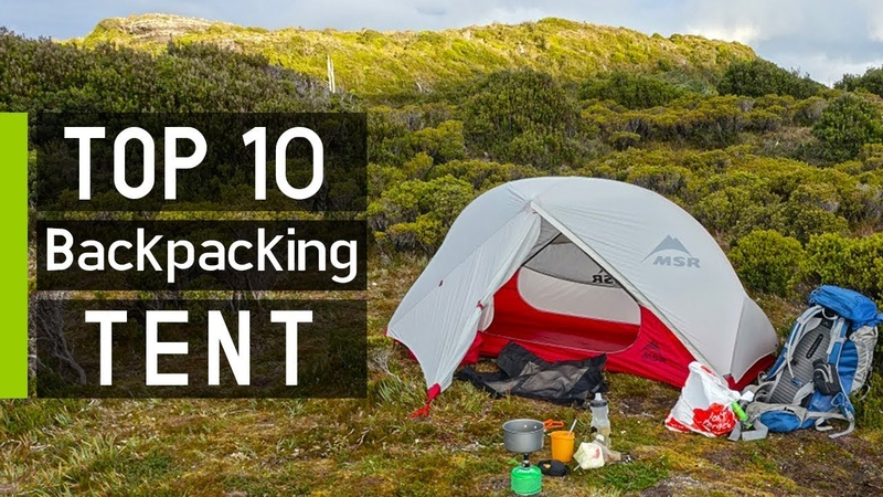 Top 10 Best Ultralight Backpacking Tents of 2019