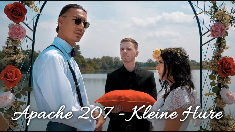 Apache 207 - KLEINE HURE Prod. von Kostas Karagiozidis (Official 4K Video)