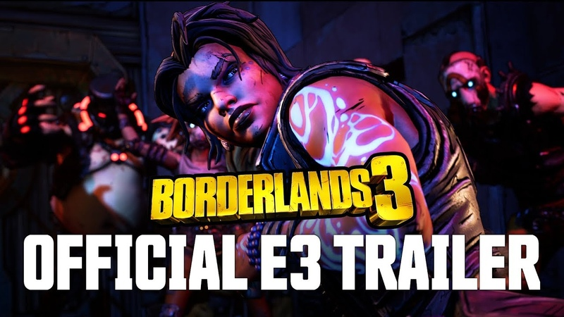 Borderlands 3 Official E3 Trailer We Are Mayhem