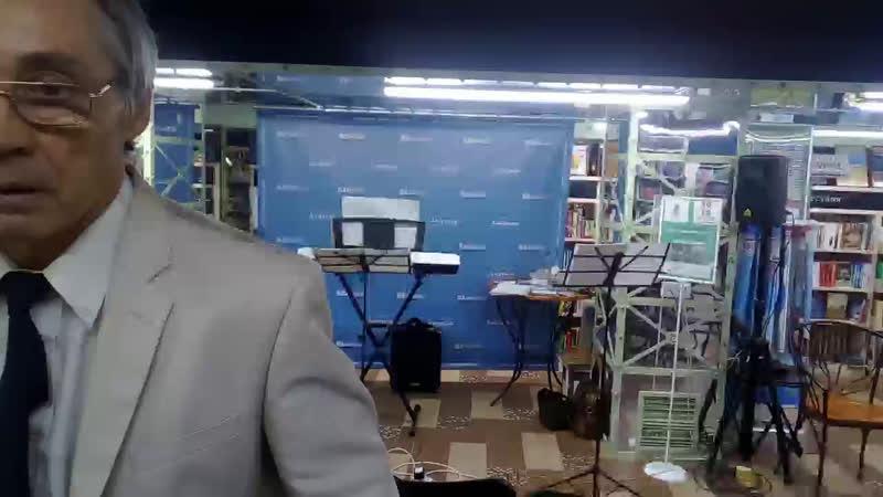 Концерт Евгения Шабунина и гр Новые имена