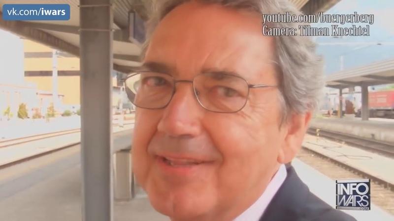 Вице президент банка Ротшильд Франко Бернабе интервью Бильдерберг 2015