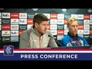 PRESS CONFERENCE Gerrard and Arfield 18 Sep 2019