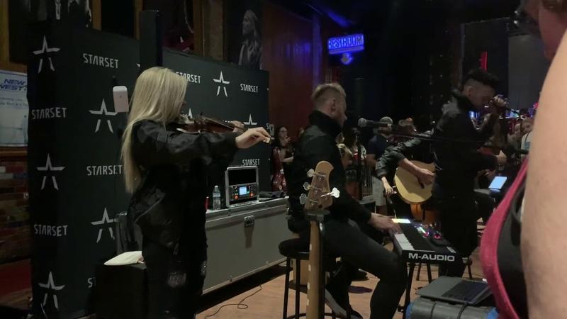 Starset- Telescope Live Acoustic 91319